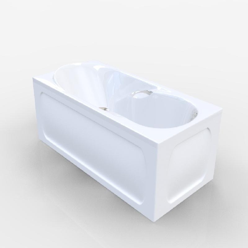 Акриловая ванна 1MarKa Medea гидроизоляция ванной комнаты проект